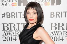 Jessie J at the Wenn Stage School